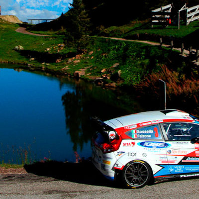 Italiano WRC, al Rallye San Martino festeggia Sossella