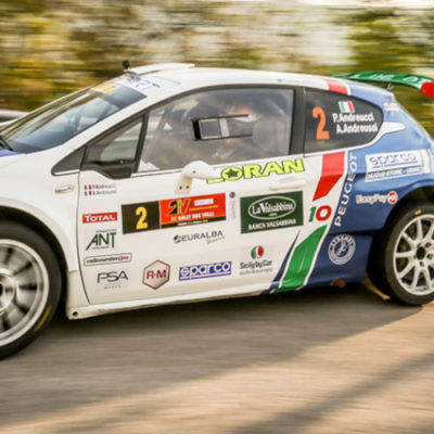 CIR, al Rally Due Valli esultano Andreucci e Ford