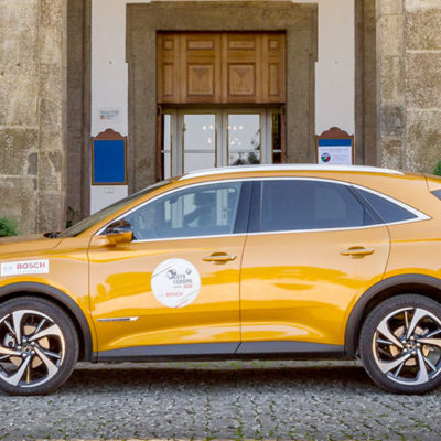 DS 7 Crossback e Ferrari Portofino sono le Auto Europa 2019