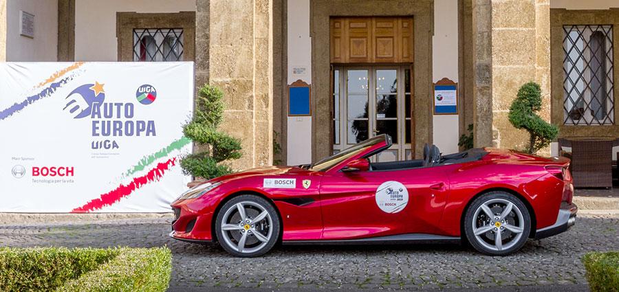 Ferrari Portofino si aggiudica il premio Auto Europa Sportiva