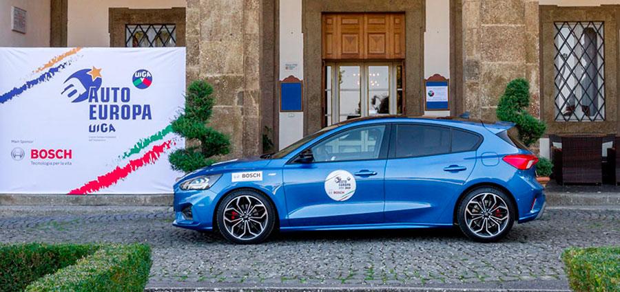 Piazza d'onore per la nuova Ford Focus