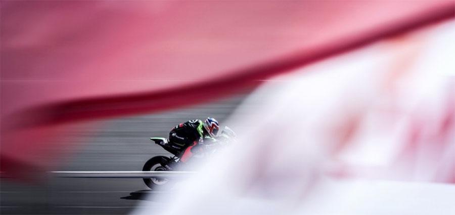 Gabriele Ruiu esordisce sulla Kawasaki ZX-10 RR di Pedercini