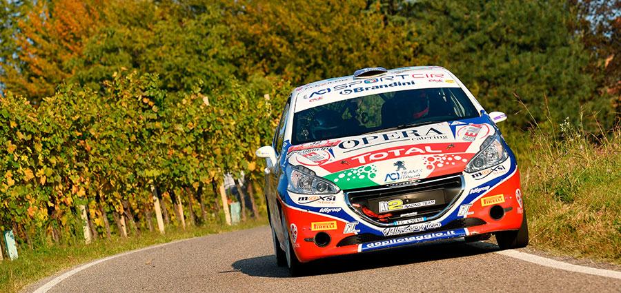Tommaso Ciuffi si aggiudica il Trofeo Peugeot Competition Top