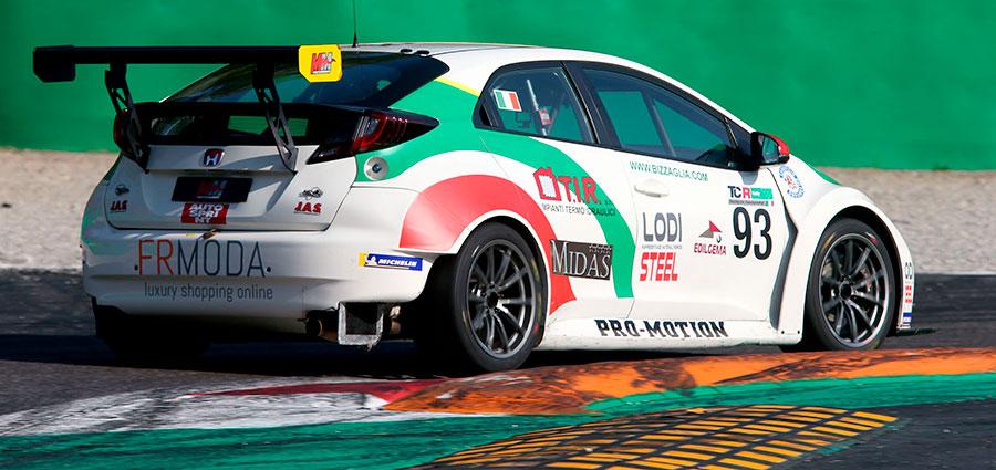 Mauro Guastamacchia dodicesimo in gara 1 chiude ottavo la seconda