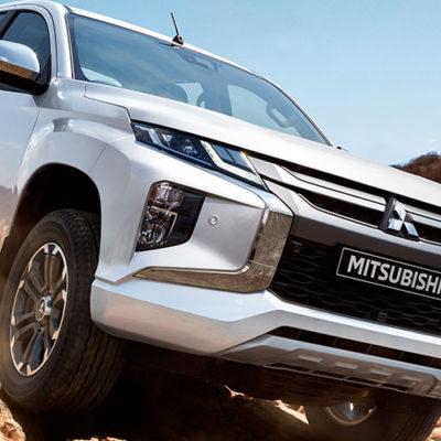 Mitsubishi Triton L200 è design, tecnica e performance