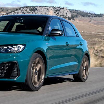 Nuova Audi A1 Sportback, seconda generazione dinamica