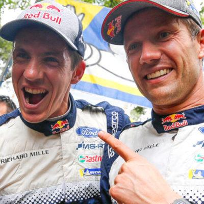 WRC, il Rally d'Australia assegna i titoli a Toyota e Ogier