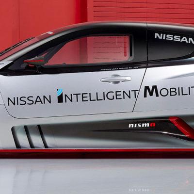 Nuova Nissan Leaf Nismo RC, zero emissioni tante emozioni