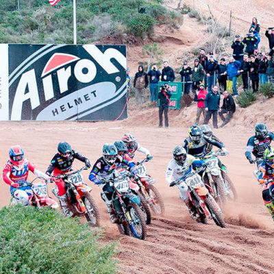 Internazionali d'Italia MX, lo start sulla sabbia Riola Sardo