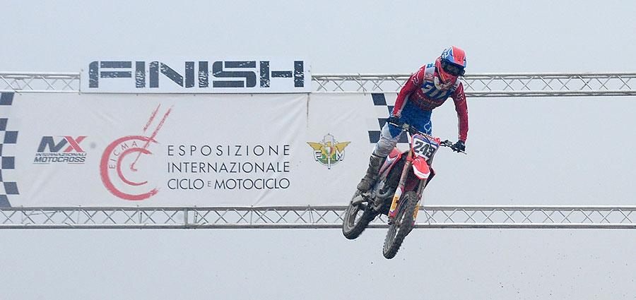 Tim Gajser (Foto Giovanni Vanacore)