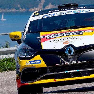 Trofei Renault Rally, premiati i campioni si guarda al futuro
