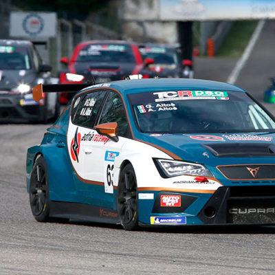 TCR Endurance, agli Altoè la gara d'esordio di Monza
