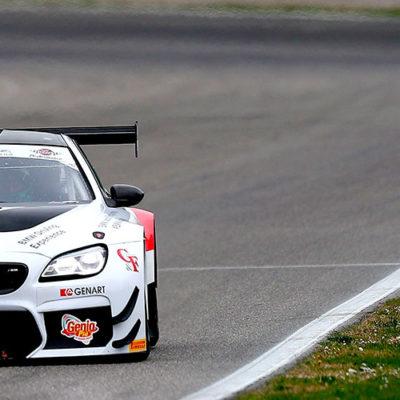 GT Endurance, a Monza Trio Baldini ko nel giorno della Bmw