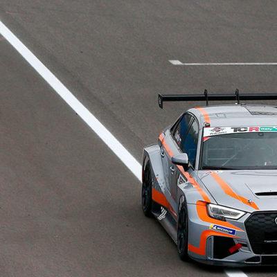TCR Italy, a Monza Tavano leader ma la prima suona russo