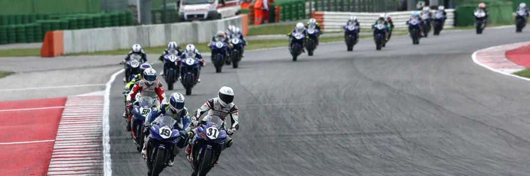 Lo start del Yamaha R3 Cup, il monomarca organizzato da AG Motorsport Italia