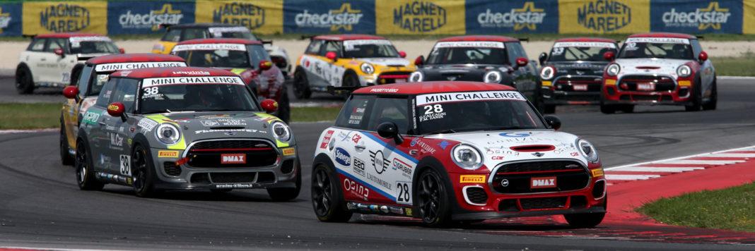 Filippo Maria Zanin si aggiudica gara 2 del Mini Challenge al Misano World Circuit