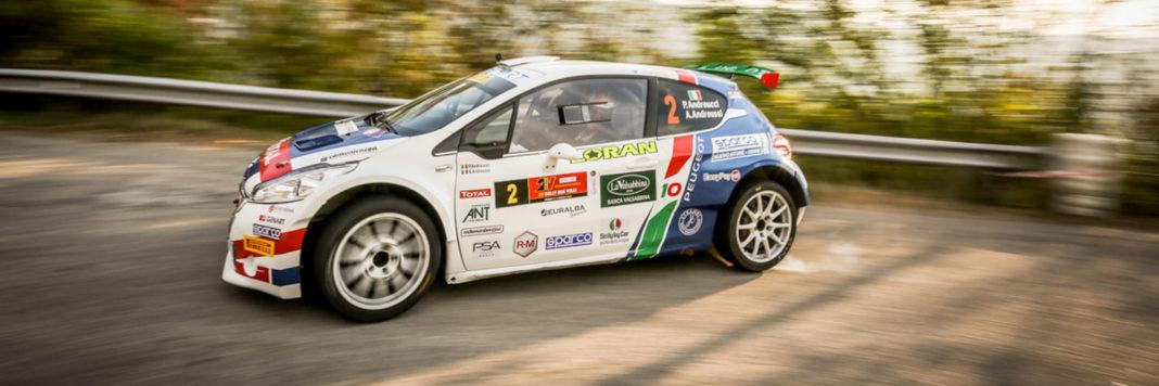 Il Rally Due Valli segna un importante traguardo per Paolo Andreucci: l'undicesimo titolo di Campione Italiano Rally