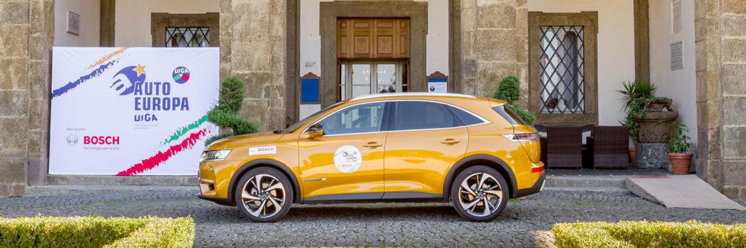 Auto Europa 2019 è DS 7 Crossback, questo è il responso del UIGA - Unione Italiana Giornalisti Automotive