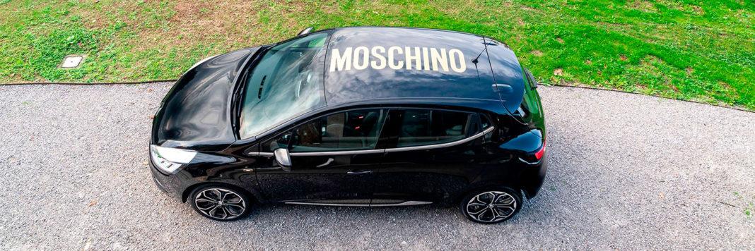 La nuova Renault Clio Moschino con prezzi da 14.400 euro