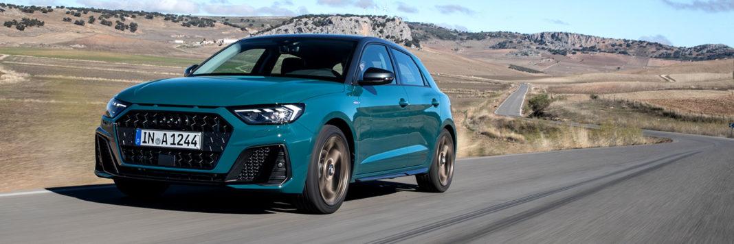 Ecco su strada la seconda generazione dell' Audi A1 Sportback