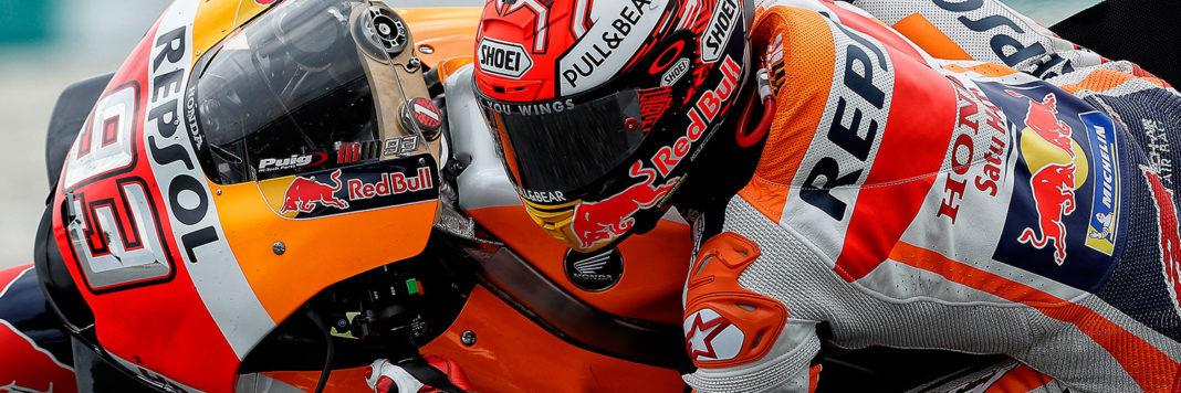 Marc Marquez vince anche il round della MotoGP di Sepang in Malesia
