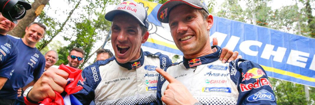 Il titolo Piloti nel Mondiale Rally 2018 va a per la sesta volta consecutiva a Sebastien Ogier con la Ford Fiesta Wrc