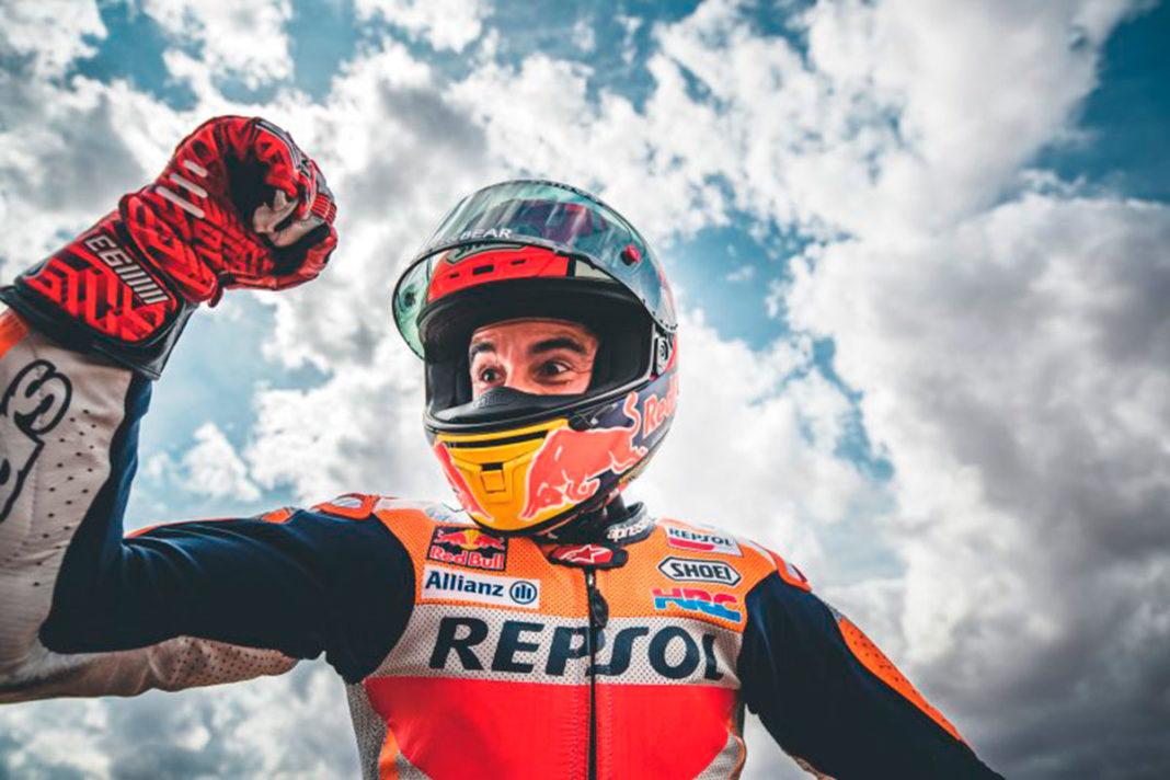 Con la vittoria ad Alcaniz continua la striscia positiva di Marc Marquez in MotoGP
