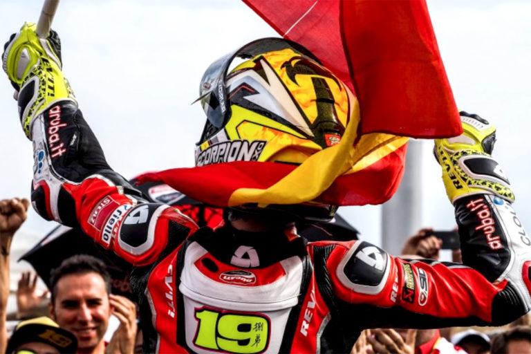 Alvaro Bautista vince il primo round della WSBK in Argentina mantenendo così matematicamente in gioco la Ducati per la classifica Costruttori
