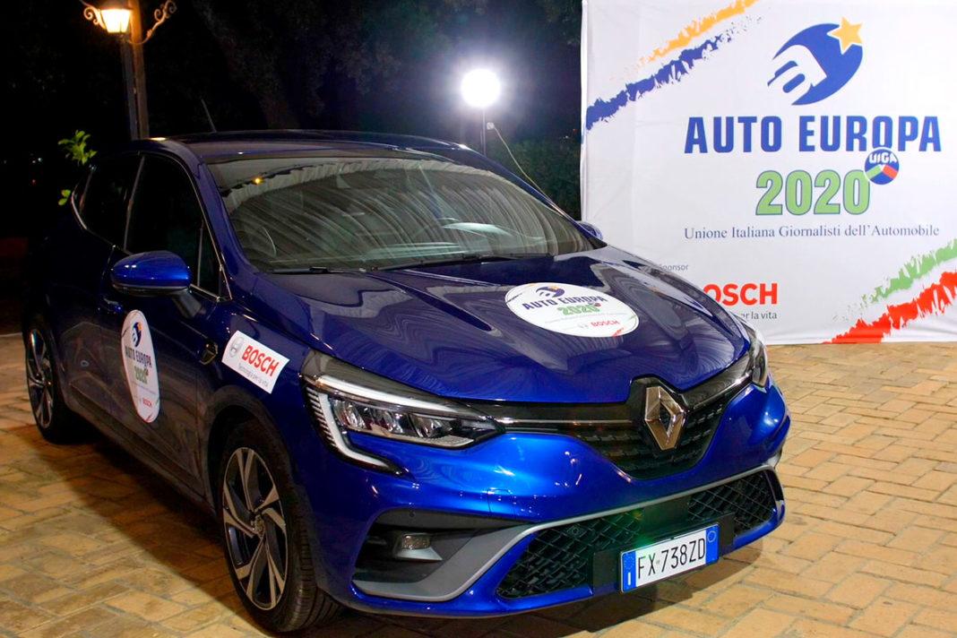 La corona di Reginetta Auto Europa 2020 va alla nuova Renault Clio