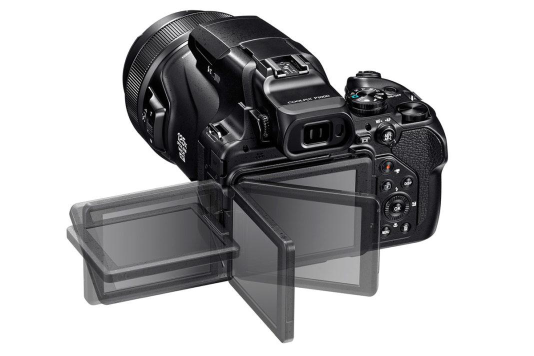 Il sistema di stabilizzazione ottica di Nikon Coolpix P1000 permette di ottenere immagini e filmati perfettamente nitidi