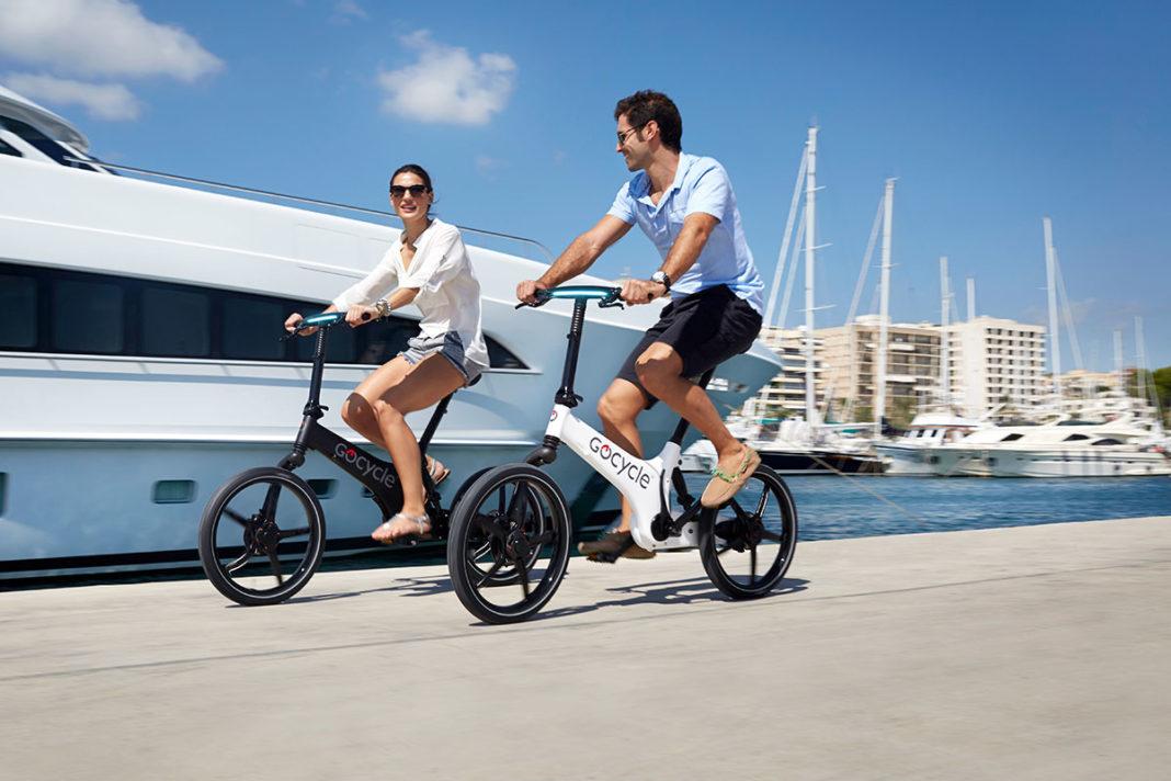 Gocycle G3 ha un peso di soli 16,5 kg e l'autonomia di circa 80 km
