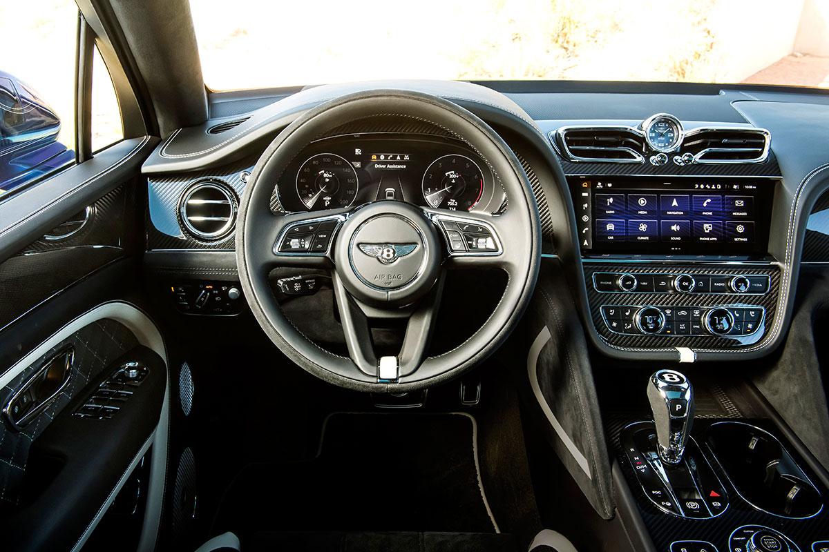 Bentley-Bentayga-Speed-Interni
