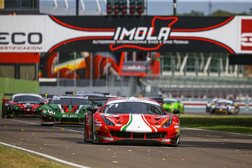 Campionato-Italiano-GT-Endurance-2020-Imola-Start