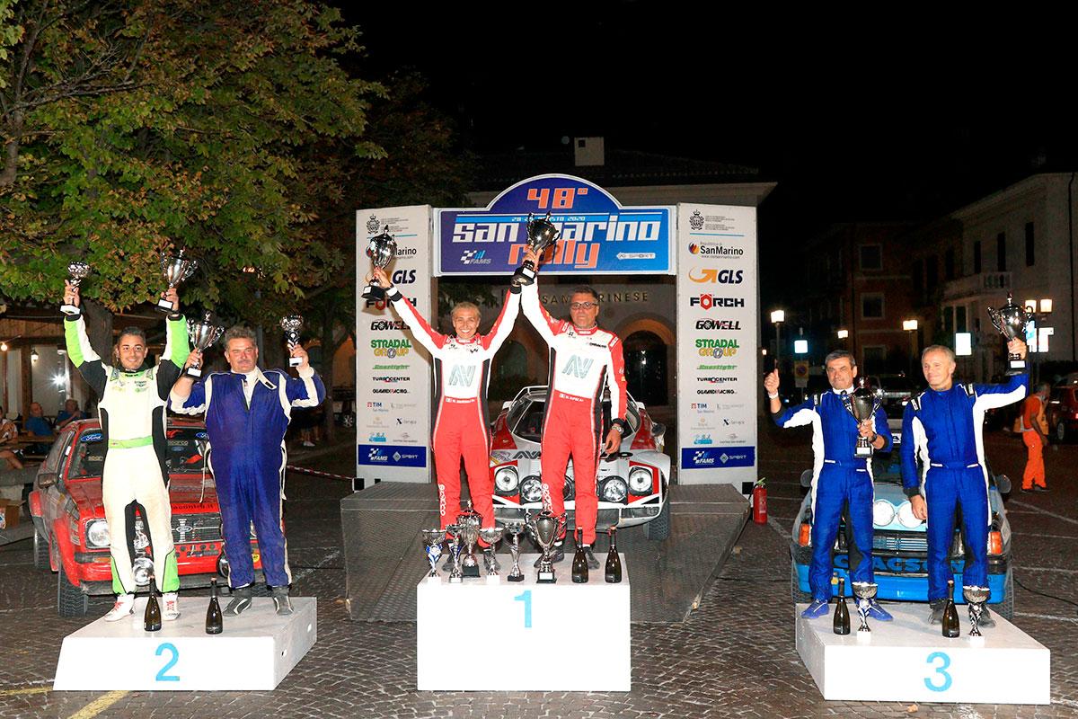 CIRT-2020-Rally-San-Marino-podio-historic