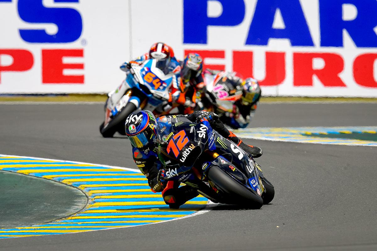 Moto2-2021-Le-Mans-Bezzecchi