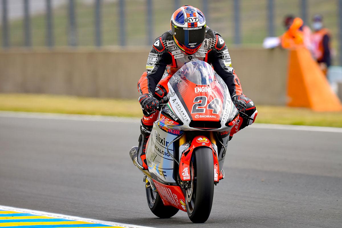 Moto2-2021-Le-Mans-Corsi