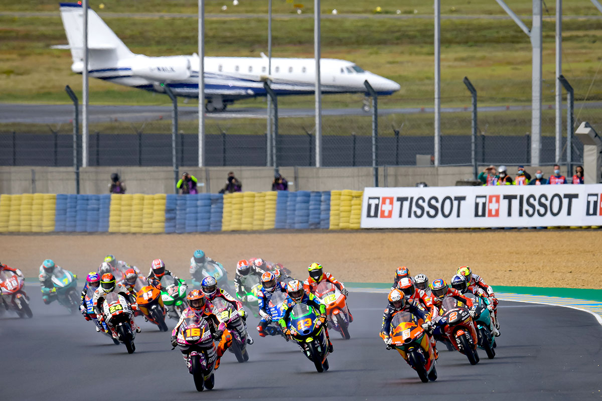 Moto3-2021-Le-Mans-Start