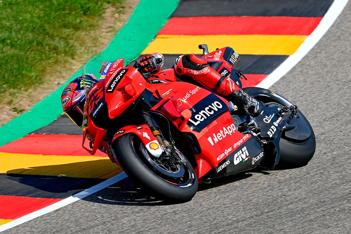 MotoGP-2021-Sachsenring-Bagnaia
