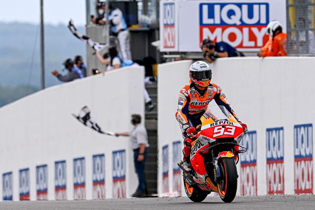 MotoGP-2021-Sachsenring-Marquez