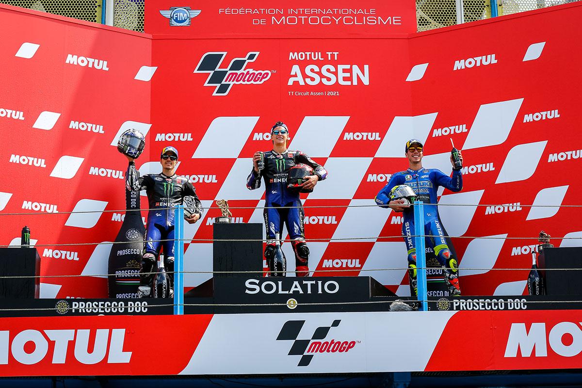 MotoGP-2021-Assen-Podio